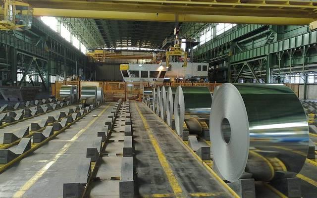 Industrial production registered EGP 185.3 billion