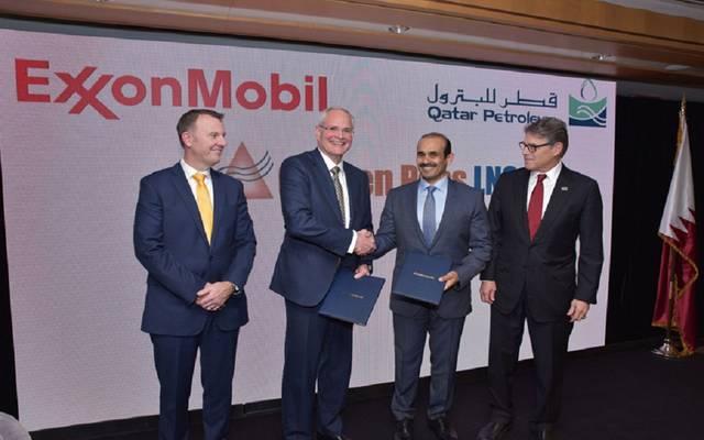 قطر للبترول تتوصل لاتفاق نهائي للاستثمار بمشروع غاز أمريكي