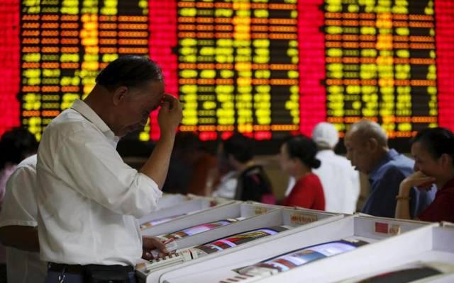 تراجع الأسهم الصينية بأكبر وتيرة في 2019 بعد بيانات سلبية