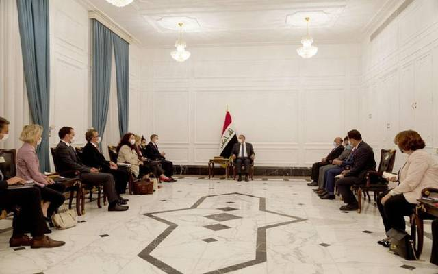Iraq is discussing with Switzerland the issue of frozen funds and investment cooperation files