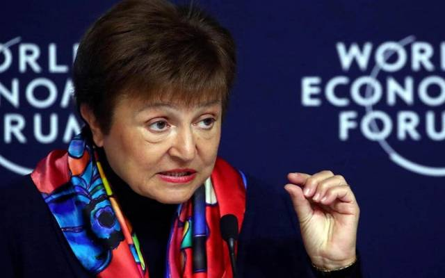 كريستالينا جورجييفا مدير صندوق النقد الدولي