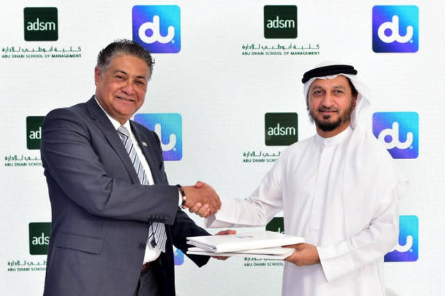 du and ADSM will work jointly on the research and development of a 5G/IoT ecosystem