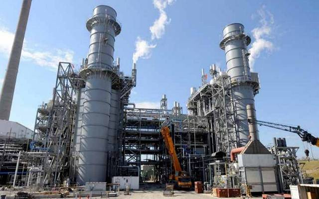 أحد مصانع البتروكيماويات بالسعودية