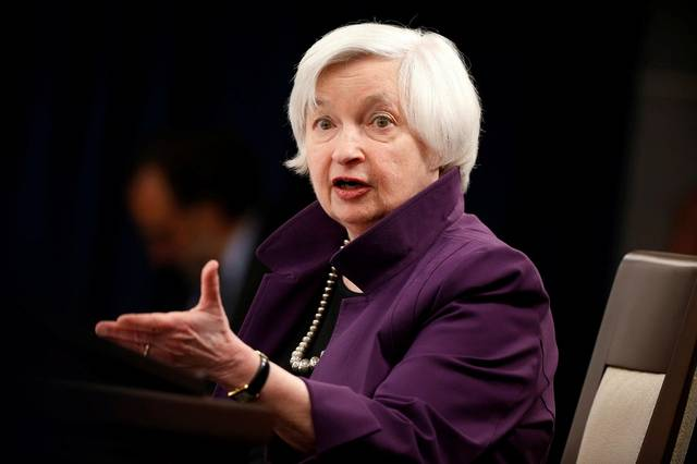 """You have to keep an open mind"" - Janet Yellen"