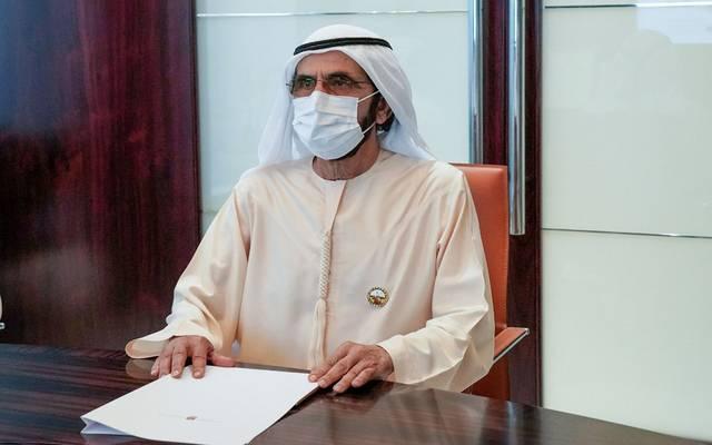 الشيخ محمد بن راشد نائب رئيس دولة الإمارات