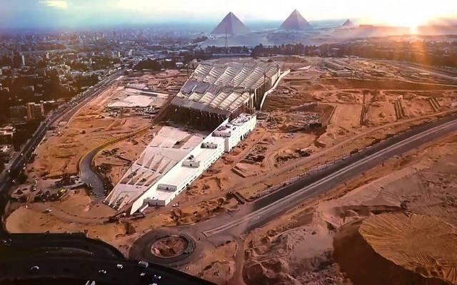 المتحف المصري الكبير - أرشيفية