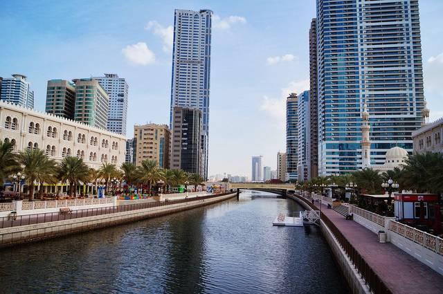 The credit rating of Sharjah stood at A3