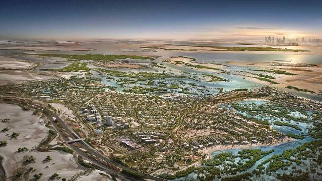 "Jubail Island is expected to become Abu Dhabi's ""most sought-after residential sanctuary"""