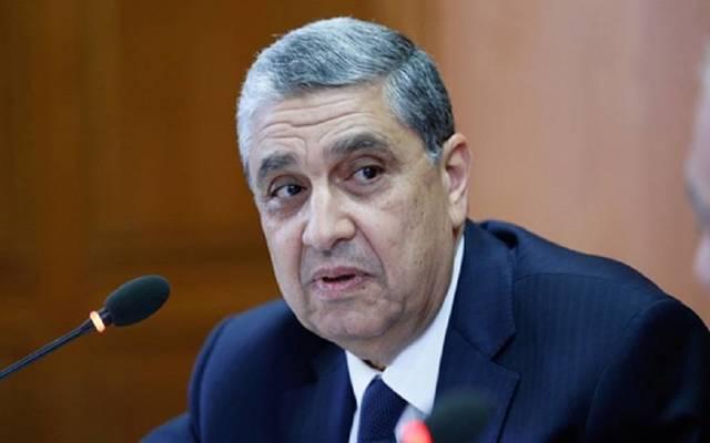 وزير الكهرباء والطاقة المتجددة محمد شاكر