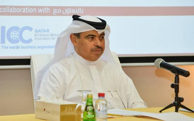 وزير التجارة والصناعة القطري علي بن أحمد الكواري