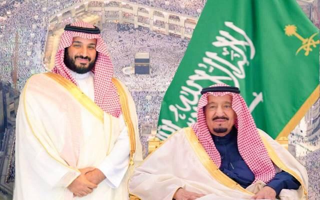 العاهل السعودي الملك سلمان بن عبدالعزيز وولي العهد الأمير محمد بن سلمان- أرشيفية