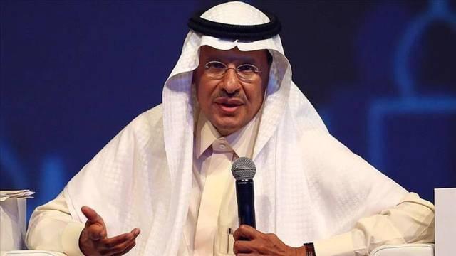 وزير الطاقة السعودي الأمير عبدالعزيز بن سلمان بن عبدالعزيز