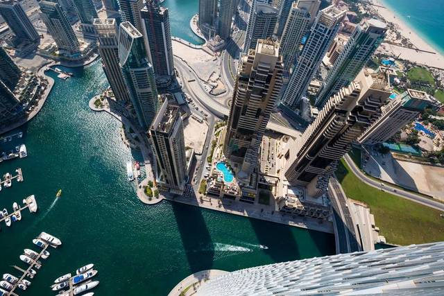 Indian and US companies accounted for 13.9% and 12.2% of Dubai's foreign firms