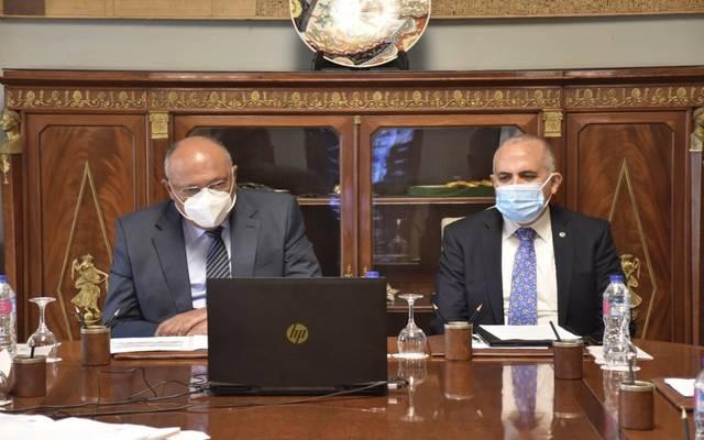 وزيرا الخارجية والموارد المائية المصريان يشاركان بالاجتماع السداسي حول سد النهضة