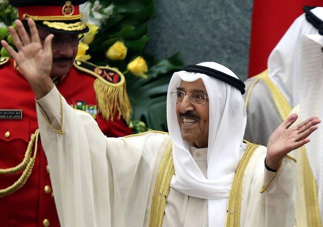 The Late Sheikh Sabah Al Ahmad Al Jaber Al Sabah