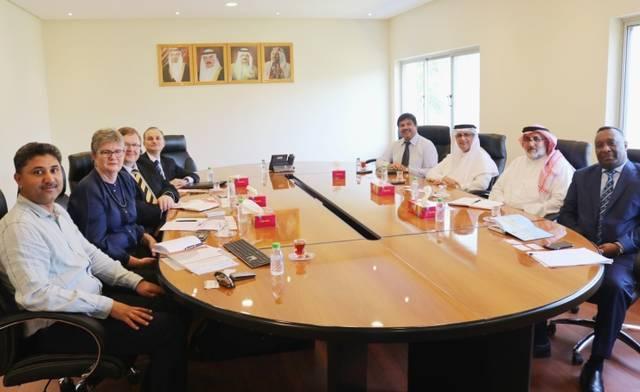 البحرين تبحث رفع مستوى التعاون الاقتصادي مع أستراليا