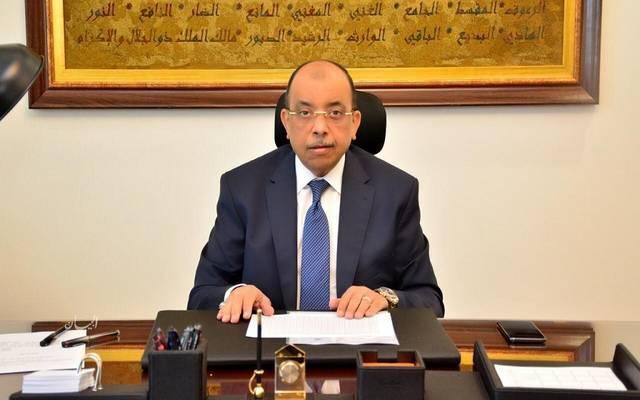 وزير التنمية المحلية المصري   محمود شعراوي