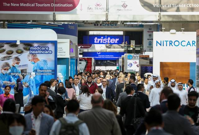 Arab Health Congress may host over 400 expert speakers and 5,200 delegates