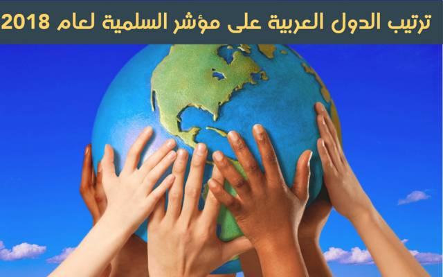تصدرت دولة الكويت ترتيب الدول العربية في مؤشر السلمية لعام 2018