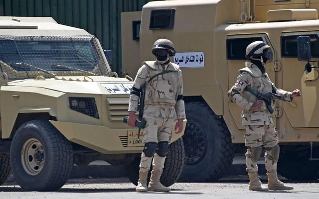 القوات المسلحة المصرية تنفذ مشروعات بـ195 مليار جنيه في سيناء