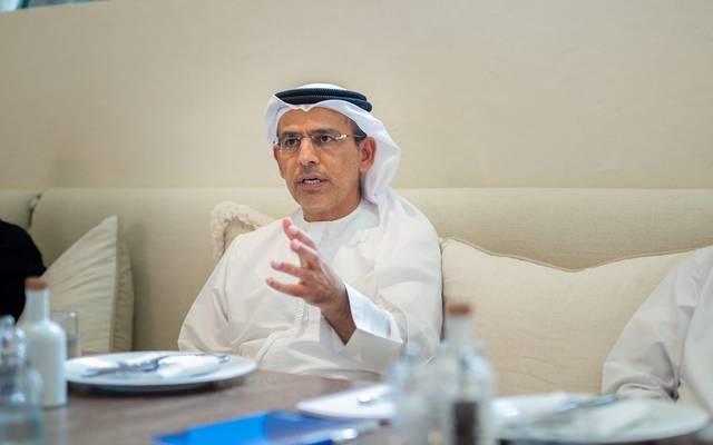 عبدالرحمن صالح آل صالح - المدير العام لدائرة المالية في دبي