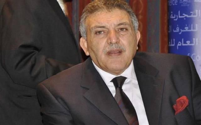 أحمد الوكيل رئيس الغرف التجارية المصرية - أرشيفية