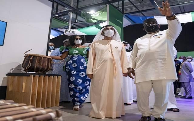 جولة الشيخ محمد بن راشد اليوم في إكسبو 2020 دبي
