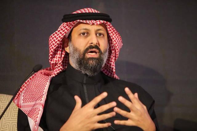 رئيس مجلس هيئة السوق المالية السعودية محمد بن عبد الله القويز - أرشيفية