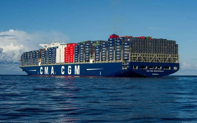 """""""CMA.CGM"""" الفرنسية تعلن التوقف عن نقل نفط الإيراني"""