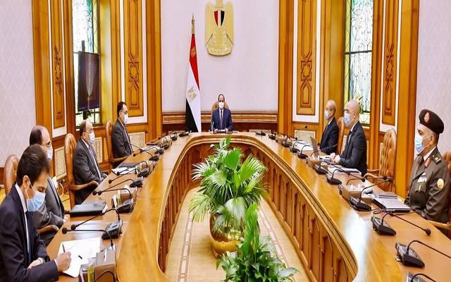 """الرئيس السيسي وجّه أيضاً بضم مساحة أراضٍ إضافية للرقعة القائمة لمشروع """"أهالينا 3"""" السكني"""