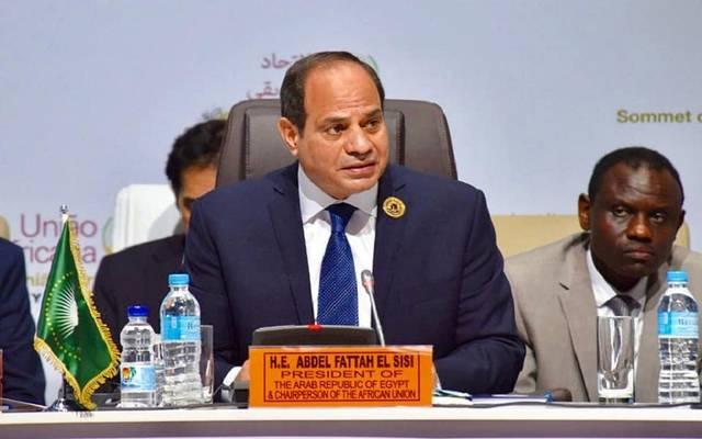 الرئيس عبد الفتاح السيسي - أرشيفية