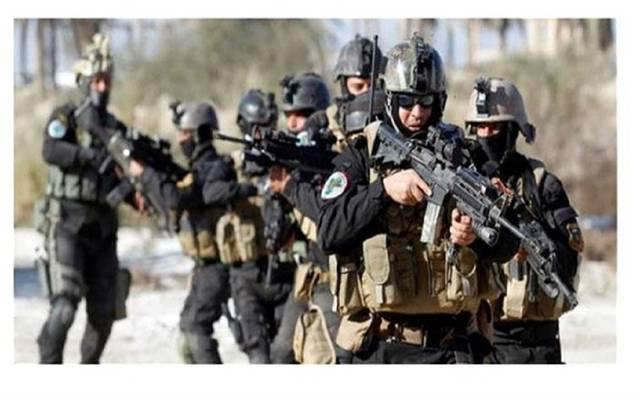قوات الشرطة العراقية - أرشيفية