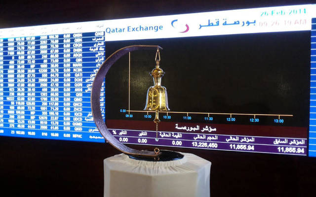 The real estate sector topped the QSE's gainers adding 0.62%