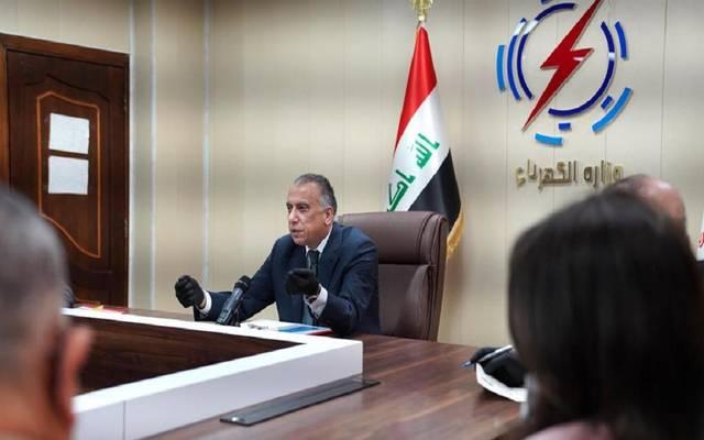 رئيس الحكومة العراقية يشدد على محاربة الفساد ومراجعة العقود الاستثمارية