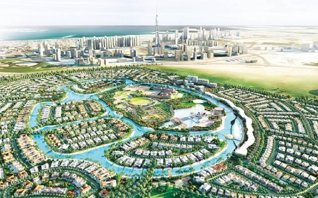 """مجمعات سكنية في مدينة """"دبي"""""""