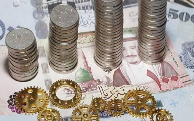 عملة سعودية من فئات متوعة