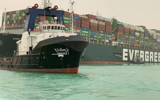 سفينة ايفيرجرين - أرشيفية