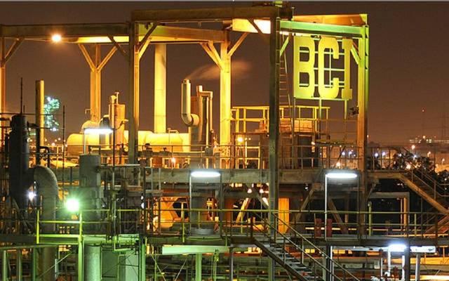"""مصنع تابع لشركة الصناعات الكيميائية الأساسية """"بي سي آي"""""""