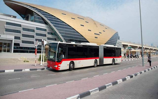 Abu Dhabi's bus fleet received 546 new busses in 2019