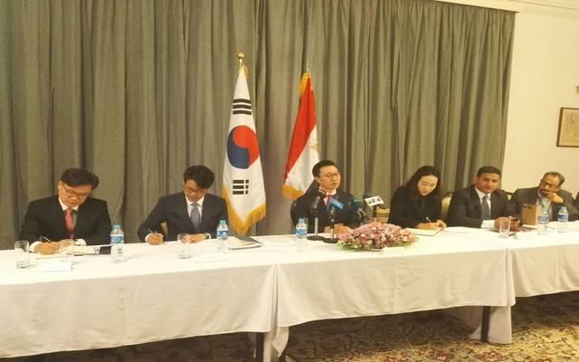 سفير كوريا الجنوبية لدى مصر يون يوتشول - أرشيفية