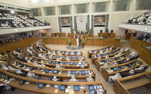 قاعة مجلس الأمة الكويتي