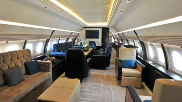 The UAE recorded a 45% MoM increase in the private aviation sector
