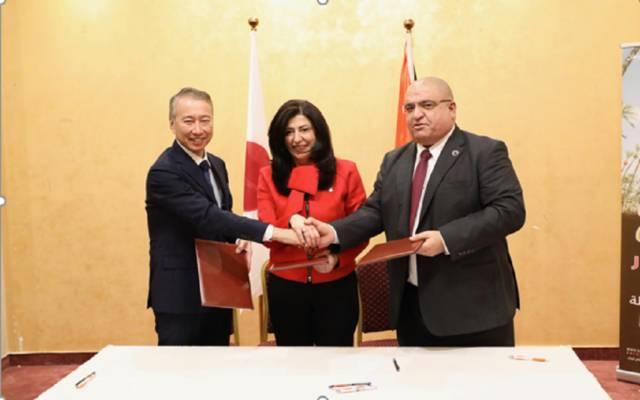 فلسطين توقع مع اليابان برنامجاً يدعم الشركات الصناعية بمدينة أريحا