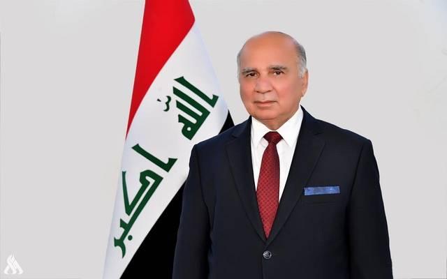 فؤاد حسين وزير الخارجية العراقي
