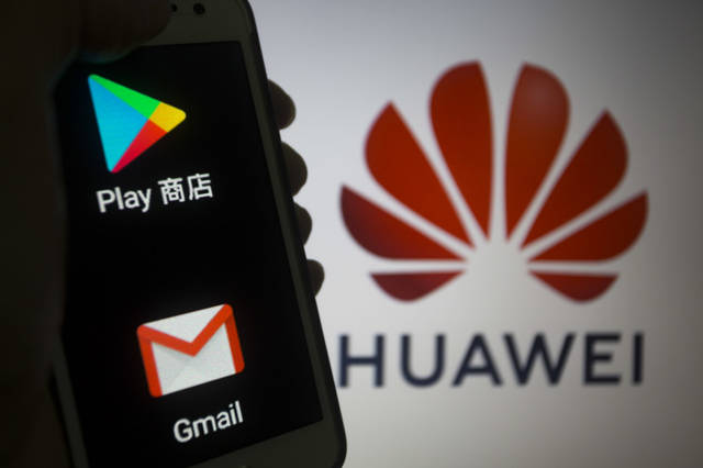 Image result for Why did Google blacklist Huawei?