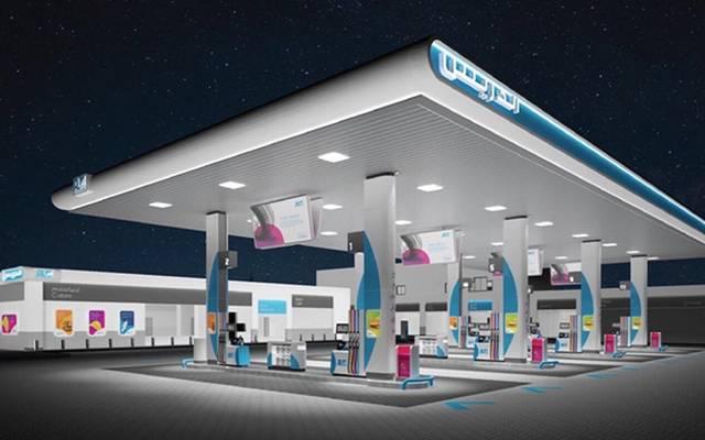 محطة وقود تابعة لشركة الدريس للخدمات البترولية والنقليات (الدريس)