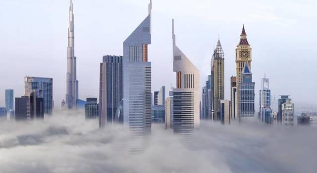 Dubai houses world's six tallest towers