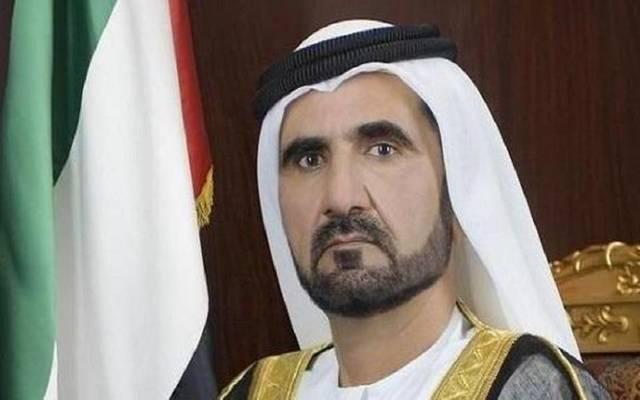 الشيخ محمد بن راشد حاكم دبي