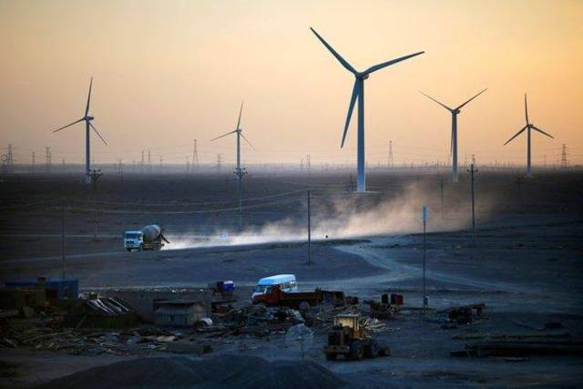 China plans to promote wind power usage for heating systems
