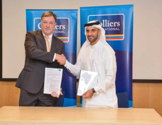 Colliers International to manage AED 1bn Tilal Mall